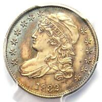 1832 Capped Bust Dime 10C Coin - Certified PCGS Uncirculated Details (UNC BU)!