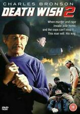 Death Wish 2 UK DVD 1982