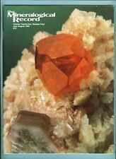 Mineralogical Record, Vol. 25 No. 4, July/Aug 1994 Blowpipe Analysis,Greece Mine