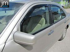 Heko derivabrisas mercedes clase e w210 1995-02 4 piezas sedan 23219