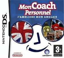MON COACH PERSONNEL  :  J'AMELIORE MON ANGLAIS      .....    pour DS