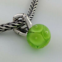 Authentic Trollbeads Spring Sterling Silver & Glass Pendant Bead Charm 61718 NEW