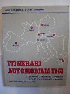 UBERTIS - ITINERARI AUTOMOBILISTICI - AUTOMOBILE CLUB TORINO
