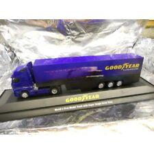 ** Herpa 267083 Volvo FH12 GL XL Box Semitrailer Goodyear 1:87 H0 Scale