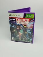 Dance Central (Microsoft Xbox 360, 2010) Disc Only