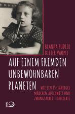 Blanka Pudler - Auf einem fremden unbewohnbaren Planeten