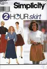 SKIRT Patterns PATTERN 9935 2 HOUR 2 Lengths KNEE Mid Calf SZ 6 TO 12