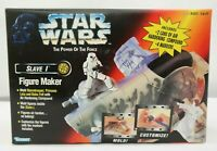 Star Wars Power Of The Force Slave 1 Figure Maker  TY