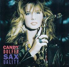 CANDY DULFER : SAXUALITY / CD - TOP-ZUSTAND