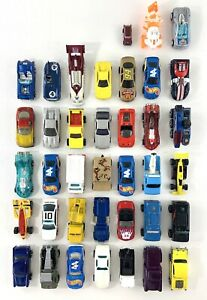 Hot Wheels Matchbox Junk Drawer Lot 37 Cars Trucks Vintage & Current