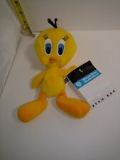 "1997 Warner Bros Studio Store Tweetie Bird 8"" Bean Bag-Beanie Plush"