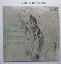MFP 2068 - BEETHOVEN - Pathetique & Moonlight Sonatas FIRKUSNY - Ex LP Record