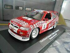 FORD Escort RS Cosworth Rallye Boucles Spa 1997 #4 Snijers Bastos UMBAU UT 1:18