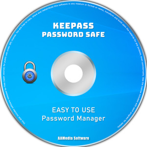 KeePass - Password Manager Key Security Encryption Protection Software