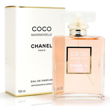 CHANEL Coco Mademoiselle EAU de PARFUM Vaporisateur 100 ml NEUF avec BLISTER