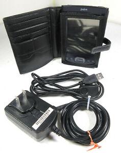 Palm TX Handheld PDA Organizer w/ Stylus, Case, Cords, SD Card T|X - WORKS Great
