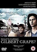 WHAT'S EATING GILBERT GRAPE R2 DVD JOHNNY DEPP LEONARDO DICAPRIO NEW/SEALED