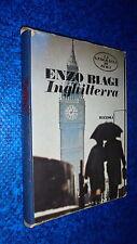 ENZO BIAGI:INGHILTERRA.GEOGRAFIA RIZZOLI N.8.OTTOBRE 1980 COP.RIGIDA!COFANETTO