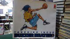 Buzzer Beater n.1 - Takehiko Inoue - Panini Comics SC58
