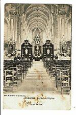 CPA -Carte postale-Belgique- Averbode - La Nef de l'Eglise 1903-VM4367