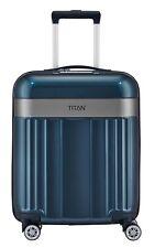 TITAN Spotlight Flash 4W Trolley S Trolley Tasche North Sea Blau Neu