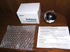 Quorum Safetree Heat Sensor Alarm Holiday Ornament #41340 Req 9V Batt