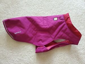 Ruffwear Insulated Stumptown Dog Quilted Insulated Jacket X Small Purple