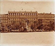 Toulon Grand Hôtel France Plaque M19 Stereo Vintage Positif 6x13cm
