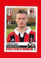 CALCIATORI Panini 2012-2013 13 -Figurina-sticker n. 258 - ABATE -MILAN-New