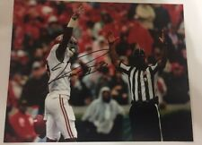 Calvin Ridley Signed 8x10 Alabama Football Photo W / COA