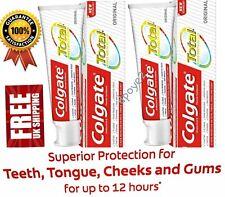 Colgate Total Original Toothpaste 125ML LARGE SIZE x3, x4, x6, x8, x12 UK FREE