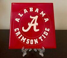 Alabama Roll Tide Plate-Gifts/Arts/Craft/So uvenir/Sports/Football