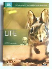 David Attenborough: LIFE 'Extraordinary Animals Extreme Behaviour' DVD NEW DA