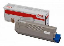 OKI C610 Toner Cartridge 8k Black 44315308