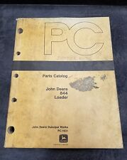 John deere 844 loader Parts Catalog manual PC-1631
