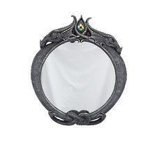 Black Eternity Dragon Mirror Gothic Theme 61cm Alternative Decor