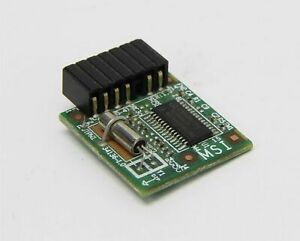 MSI MS-4136 TPM 1.2 Trusted Platform Module Infineon Chip
