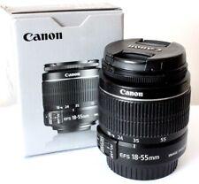 Canon - 18-55mm S EF IS per obiettivo zoom II Fotocamera Reflex Digitale in Scatola