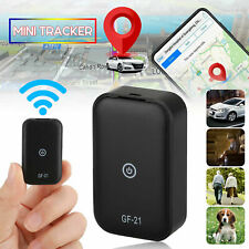 GF21 Magnetic GSM Mini GPS Tracker Real Time Tracking Locator Device For Car USA