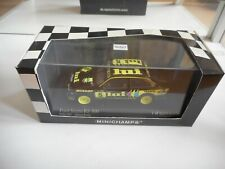 Minichamps Ford Sierra RS 500 DTM 1988 M. Reuter in Black on 1:43 in Box