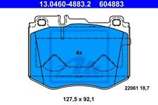 ATE Bremsbeläge VA für MERCEDES E-KLASSE (W213,S213,C238),GLC (X253,C253)