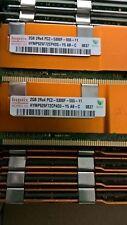 2GB Hynix DDR2 PC2-5300F-555-11 HYMP525F72CP4D3-Y5 555MHZ 2Rx4 ECC FB-DIMM