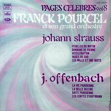 FRANCK POURCEL / Offenbach La Gaite Parisienne / EMI Columbia SHTX 340.007
