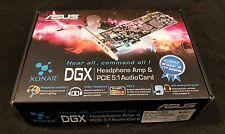ASUS PCI Express (Xonar DGX) Sound Card