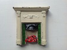 Vintage Dolls House Furniture Fireplace Taylor And Barrett 1930's