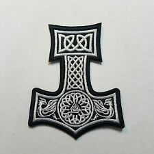 Stargate SG-1 Thor's Hammer Patch cosplay prop costume 3 1/2 inches tall