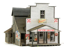 HO scale BANTA MODEL WORKS #2134 Everest Country Grocery....