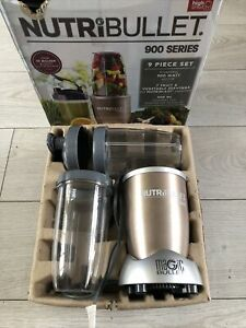 Nutribullet 900 series Blender Smoothie Make In Very Good Condition But No Blade