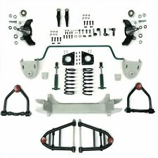 Mustang Ii 2 Ifs Front End Kit For 32 48 Packard Stage 2 Standard Spindle Fits 1939 Ford