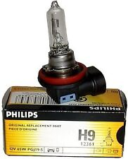 H9 Philips Car Bulbs Part Number 12361C1
